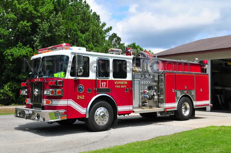 WILMINGTON, NC ENGINE 17