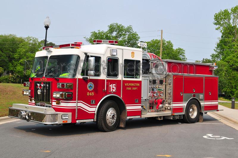 WILMINGTON, NC ENGINE 15