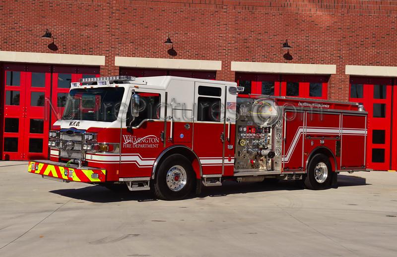 WILMINGTON, NC ENGINE 3