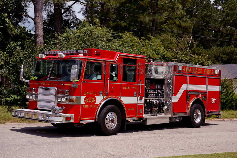 WALLACE, NC ENGINE 255