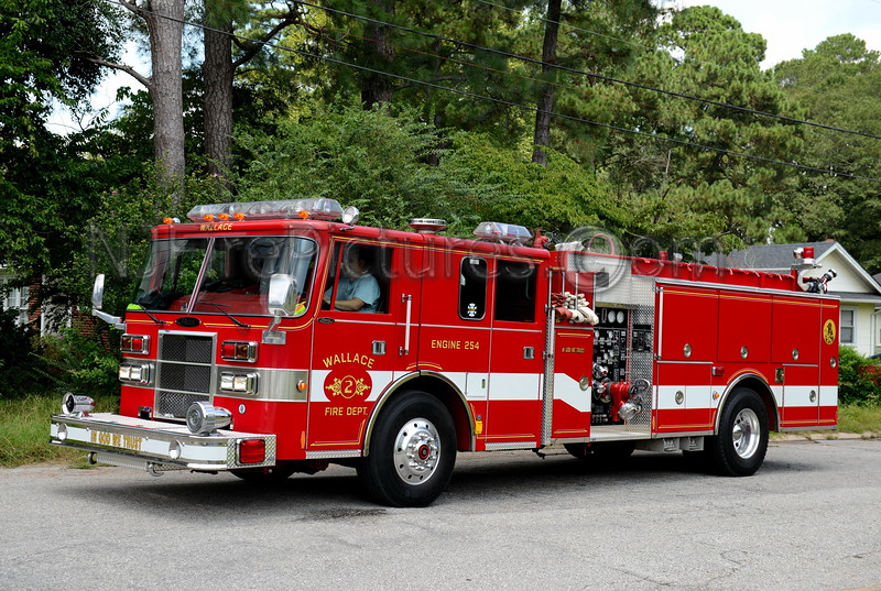 WALLACE, NC ENGINE 254