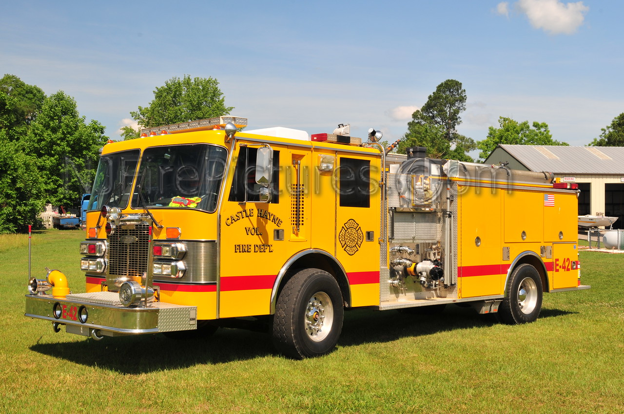 CASTLE HAYNE, NC ENGINE 42