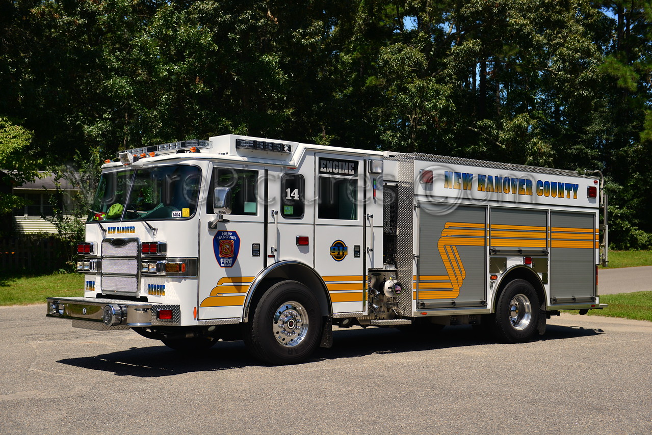 NEW HANOVER COUNTY PORTERS NECK, NC ENGINE 14