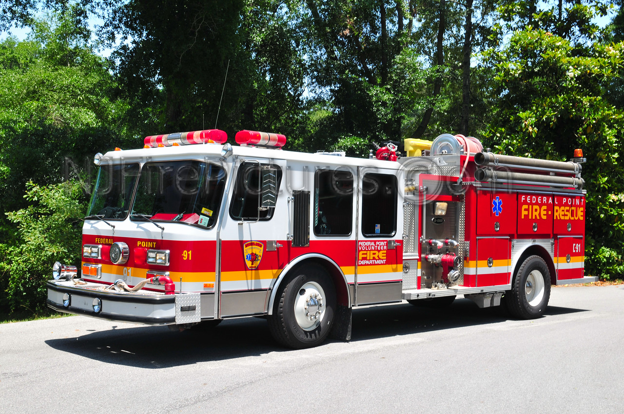 NEW HANOVER COUNTY, NC ENGINE 91
