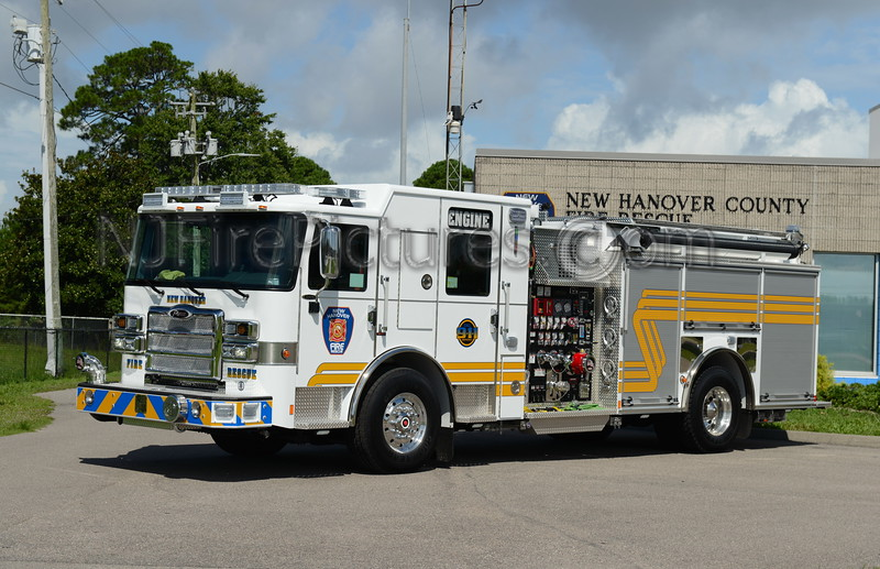NEW HANOVER COUNTY, NC ENGINE 18 (MYRTLE GROVE)