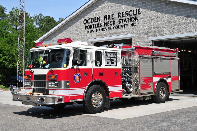 NEW HANOVER COUNTY, NC ENGINE 63