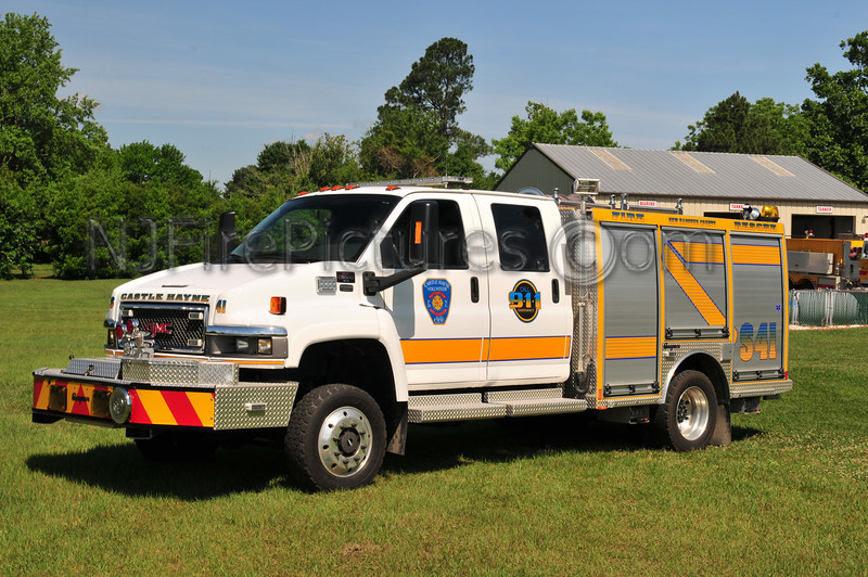NEW HANOVER COUNTY, NC SQUAD 41