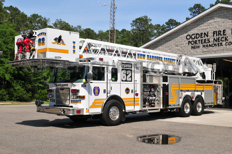 NEW HANOVER COUNTY, NC TRUCK 62