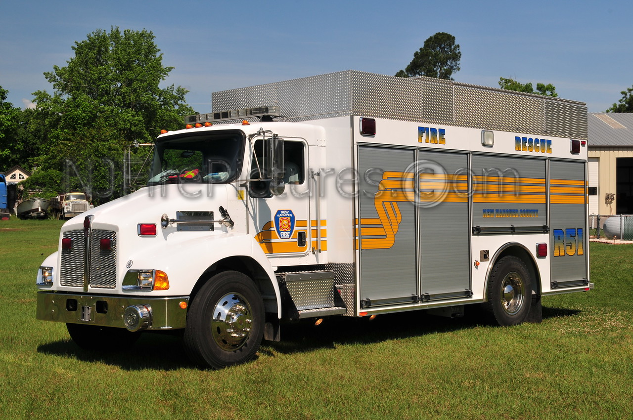NEW HANOVER COUNTY, NC RESCUE 51