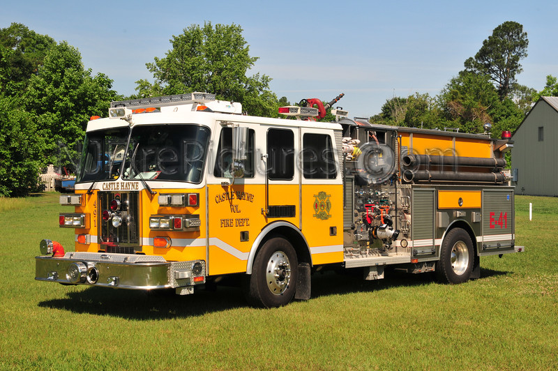 CASTLE HAYNE, NC ENGINE 41