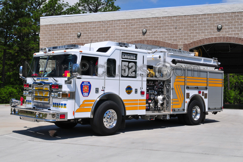 NEW HANOVER COUNTY, NC ENGINE 52