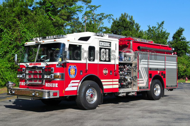 NEW HANOVER COUNTY, NC ENGINE 61