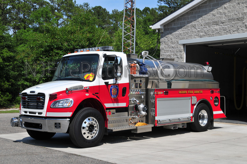 NEW HANOVER COUNTY, NC TANKER 62