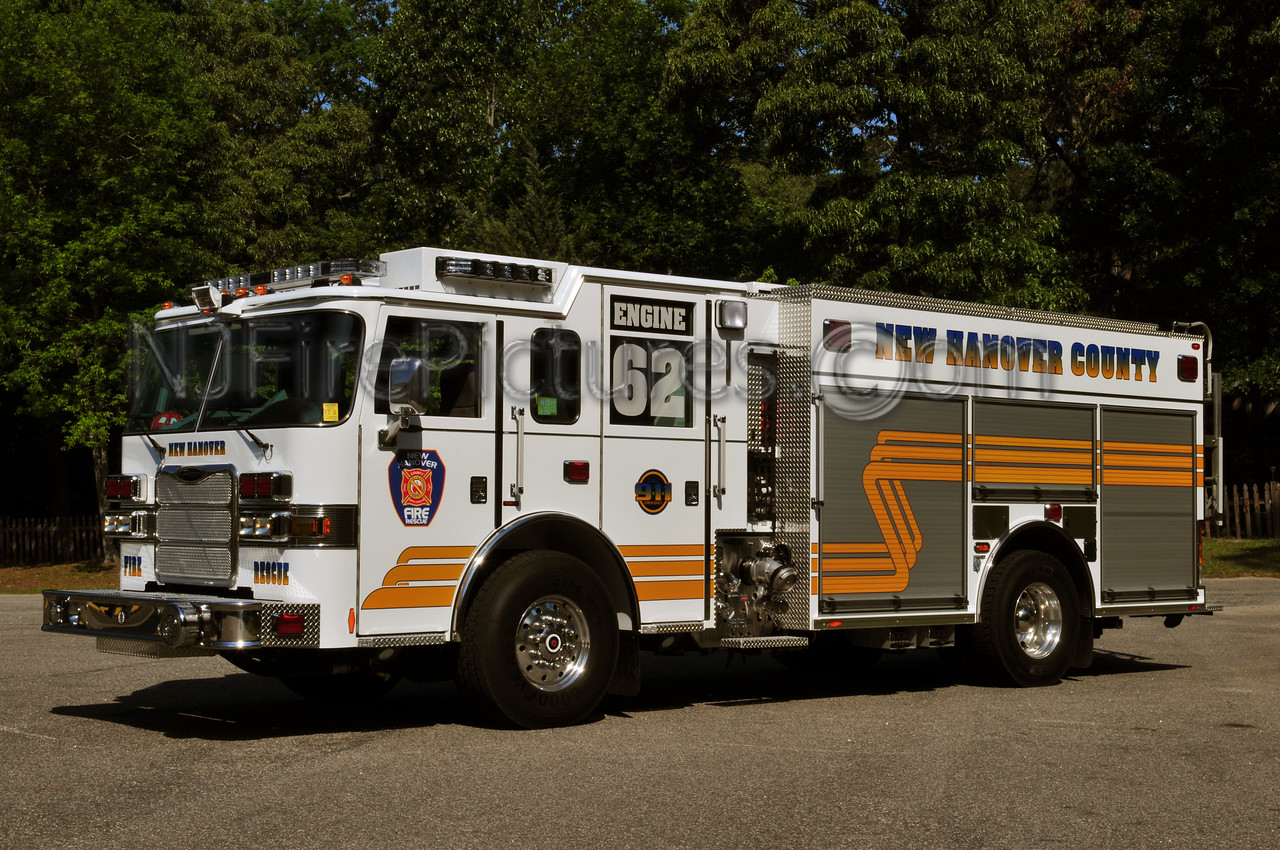 NEW HANOVER COUNTY, NC ENGINE 62