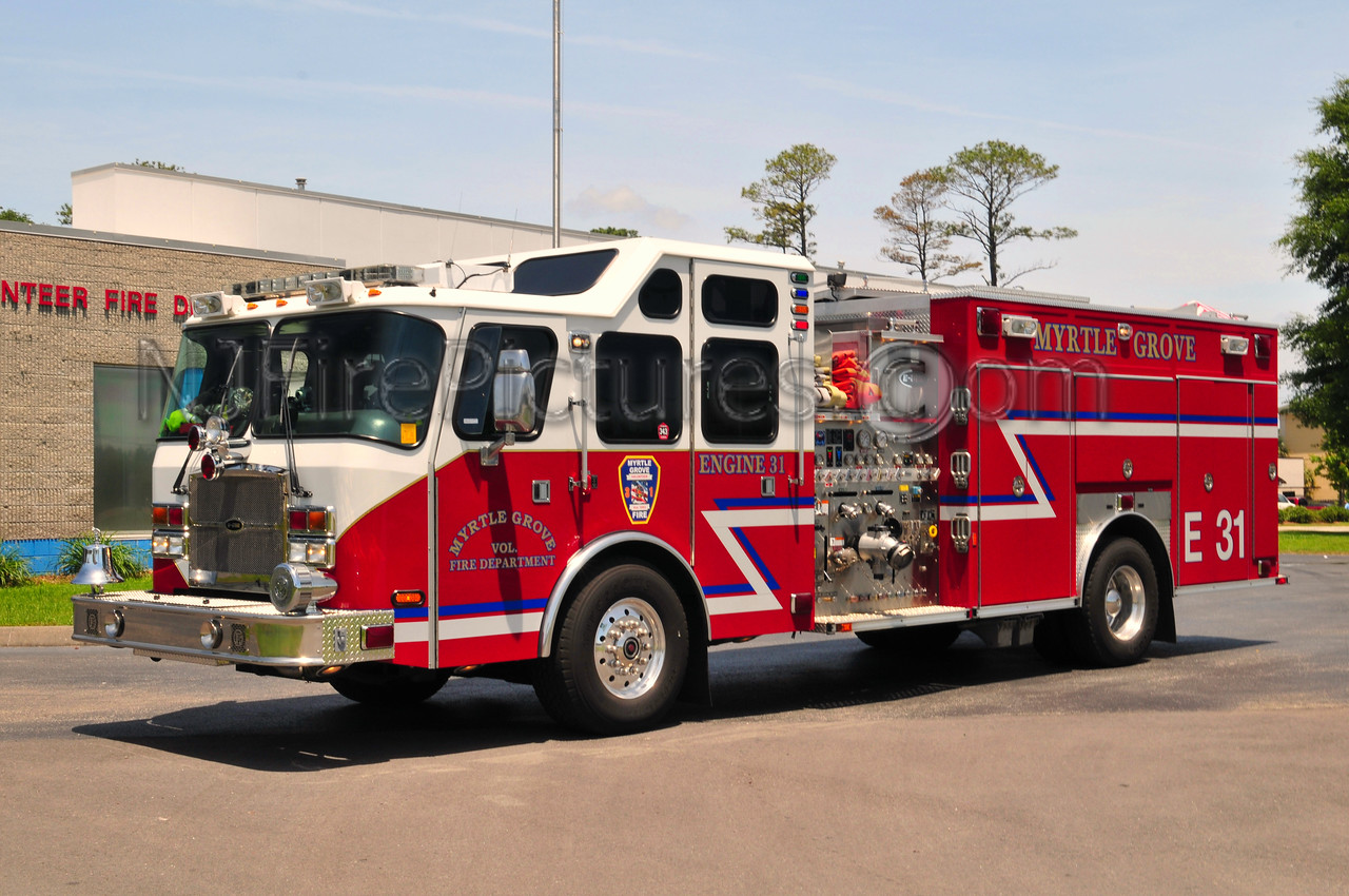 MYRTLE GROVE, NC ENGINE 31