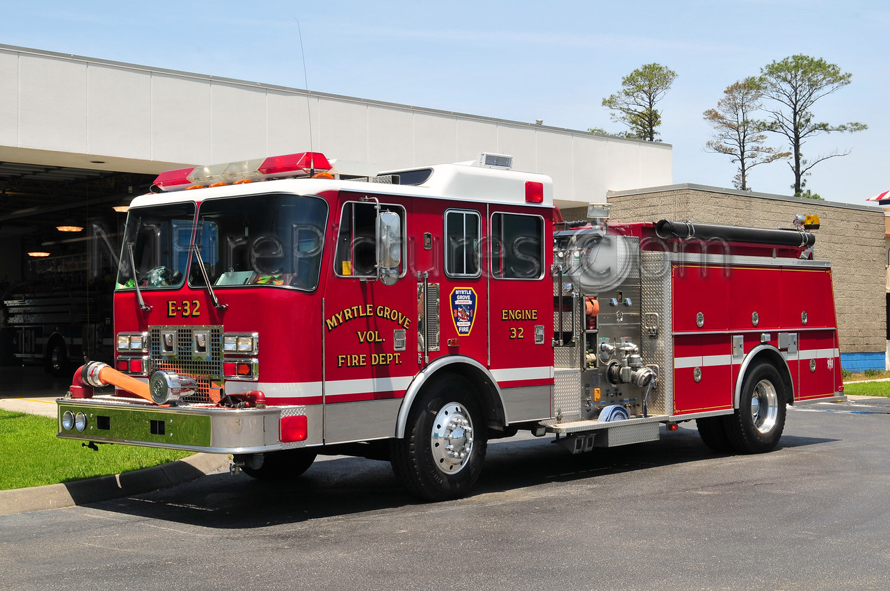 MYRTLE GROVE, NC ENGINE 32