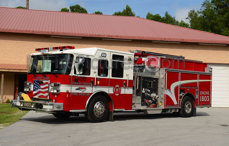 TURKEY CREEK, NC ENGINE 1803