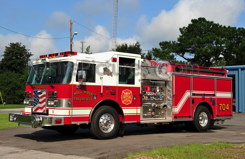 HOLLY RIDGE, NC ENGINE 704