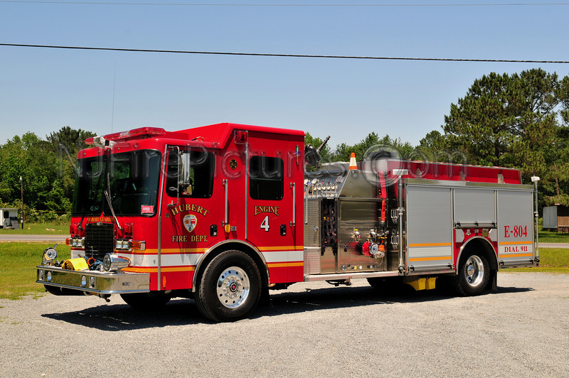 HUBERT, NC ENGINE 804