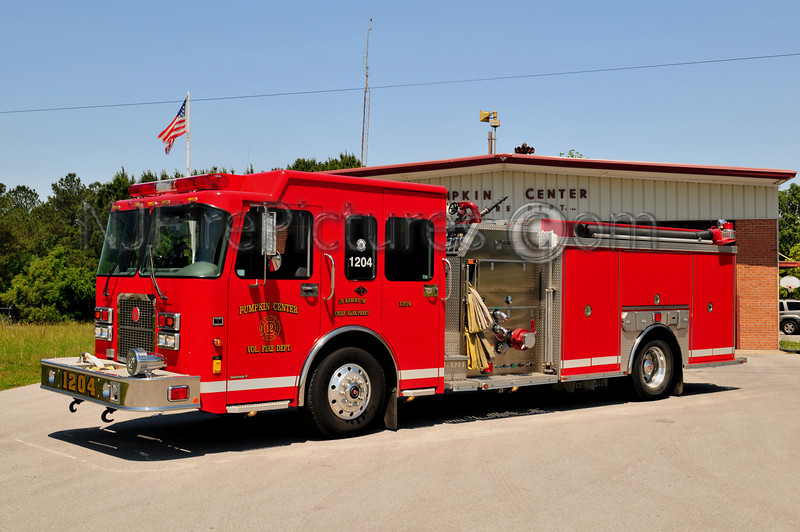 PUMPKIN CENTER, NC ENGINE 1204