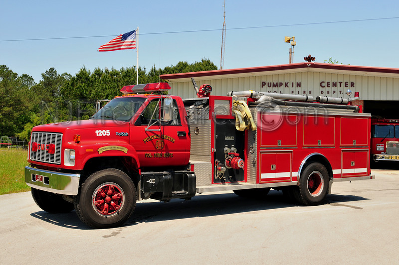 PUMPKIN CENTER, NC ENGINE 1205