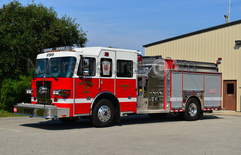 NORTH TOPSAIL BEACH, NC ENGINE 2403