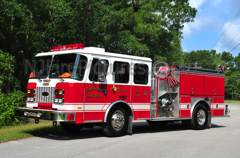 TURKEY CREEK, NC ENGINE 1804