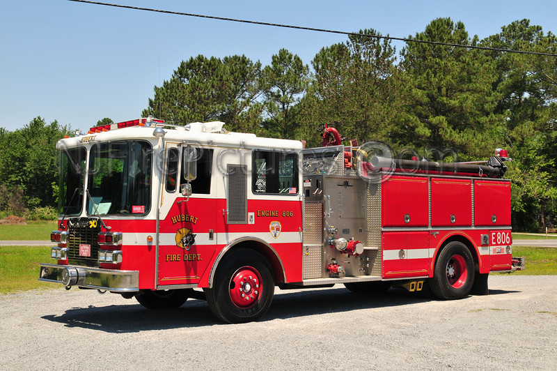 HUBERT, NC ENGINE 806