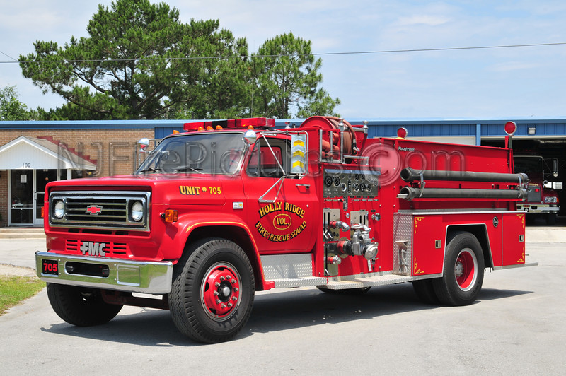 HOLLY RIDGE, NC ENGINE 705