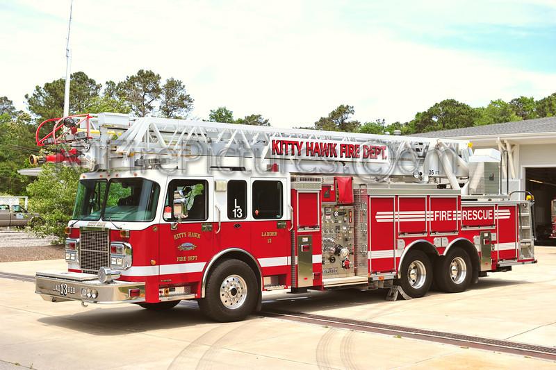 KITTY HAWK, NC LADDER 13