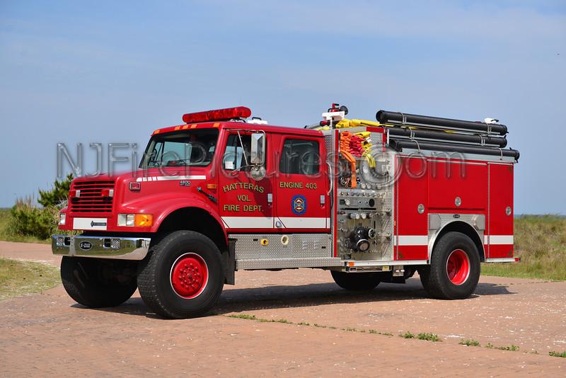HATTERAS, NC ENGINE 403