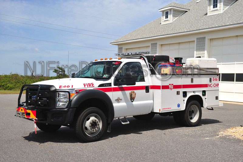 NATIONAL PARK SERVICE ENGINE 461 -