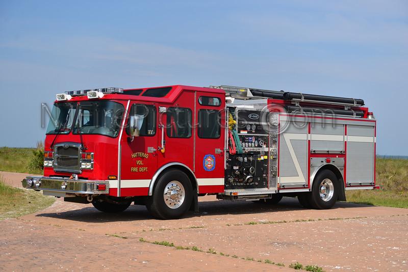HATTERAS, NC ENGINE 40
