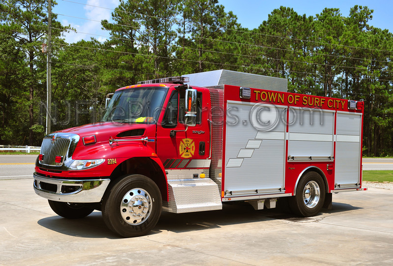 TOWN OF SURF CITY, NC RESCUE 2394