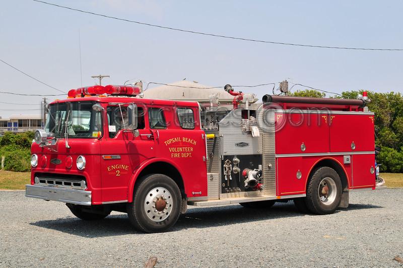TOPSAIL BEACH, NC ENGINE 2502