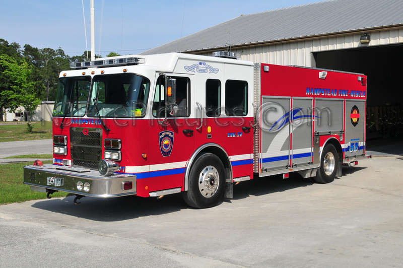 HAMPSTEAD, NC ENGINE 52