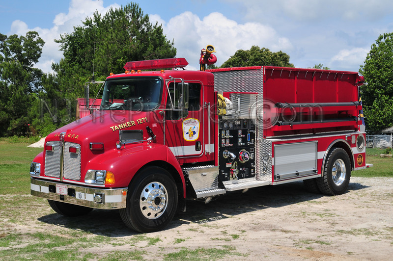SURF CITY, NC TANKER 1271