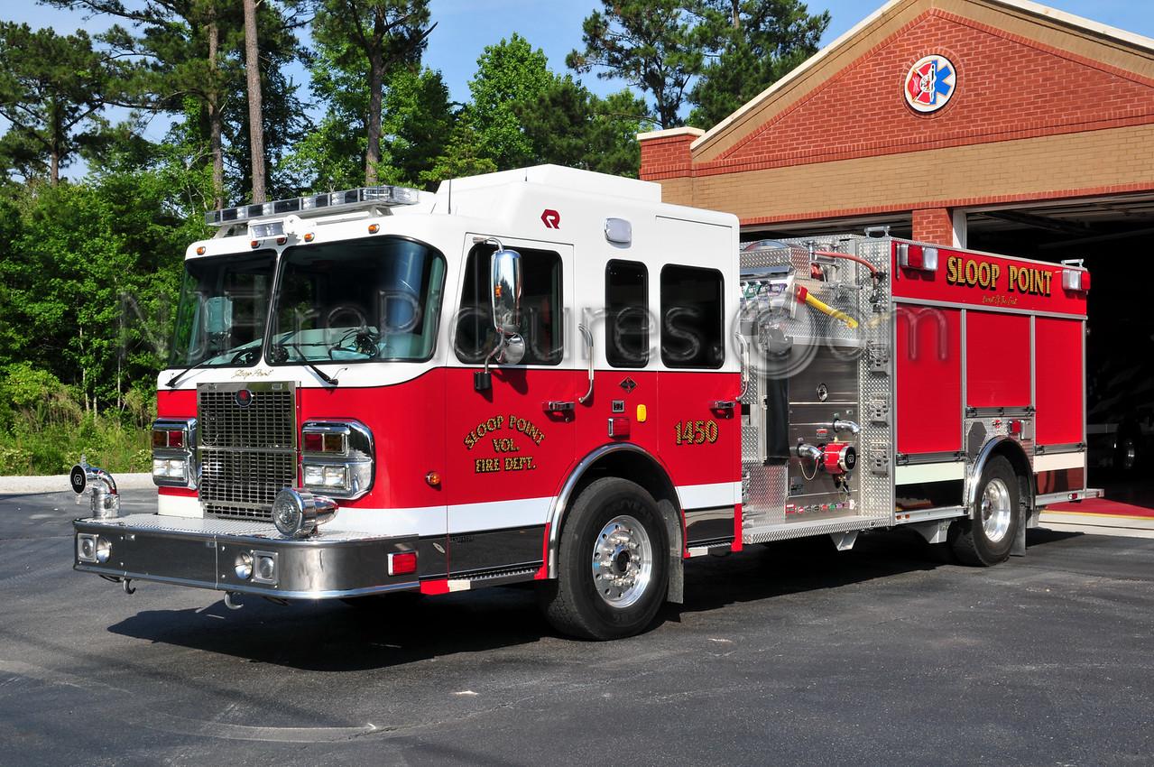 SLOOP POINT, NC ENGINE 1450