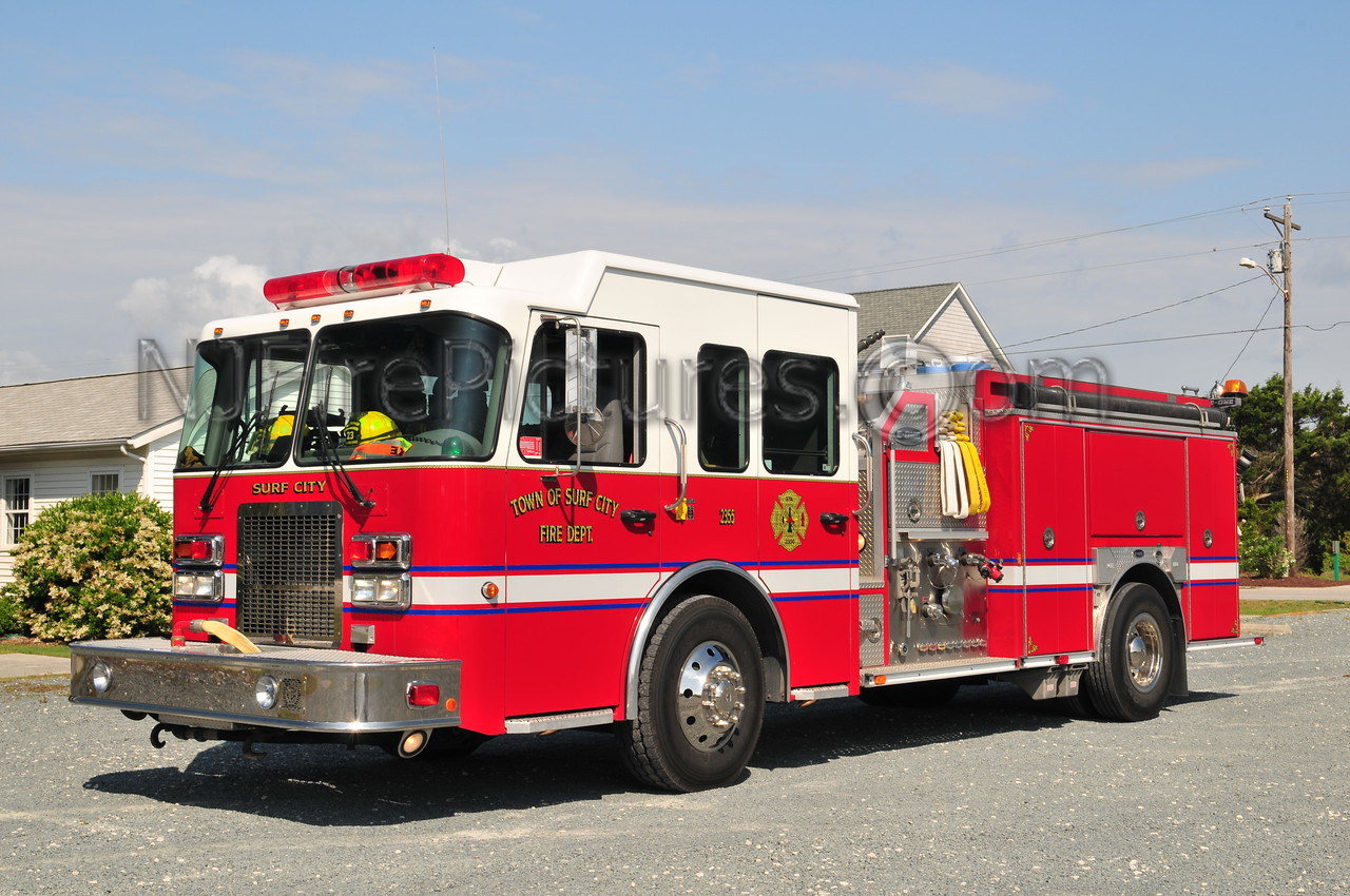 TOWN OF SURF CITY, NC ENGINE 2355