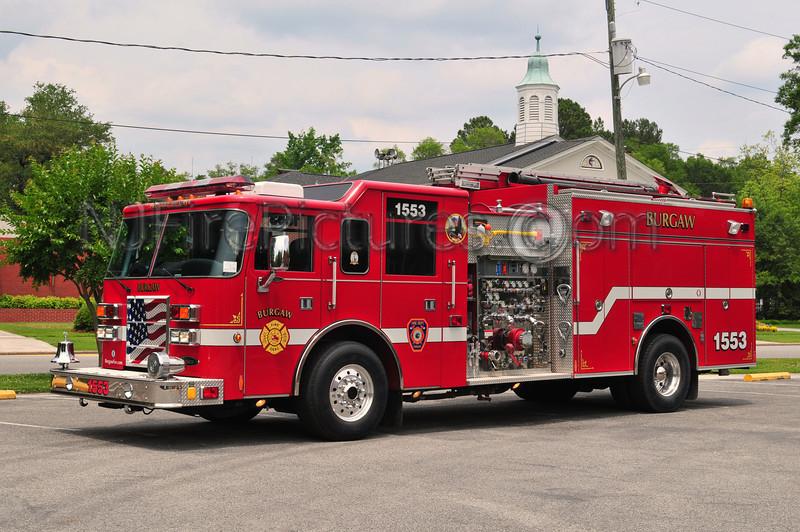 BURGAW, NC ENGINE 1553