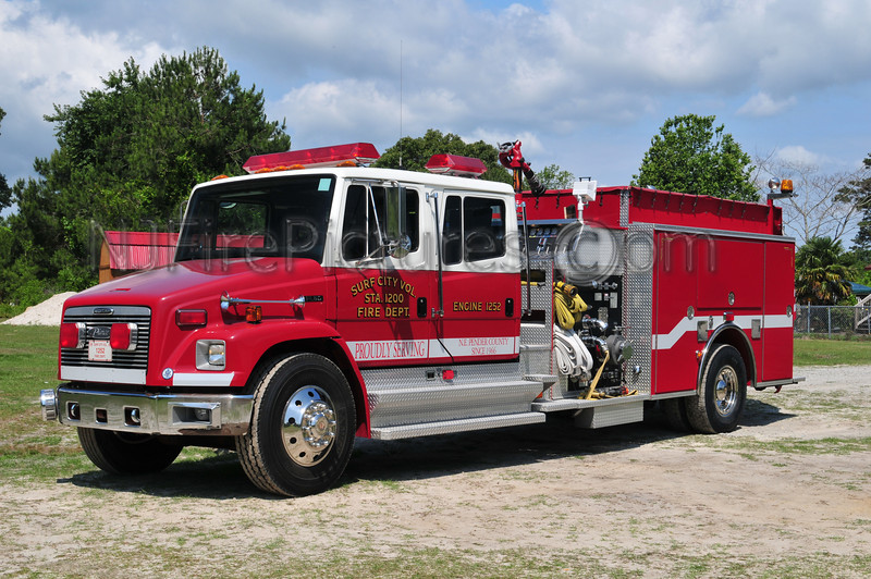 SURF CITY, NC ENGINE 1252