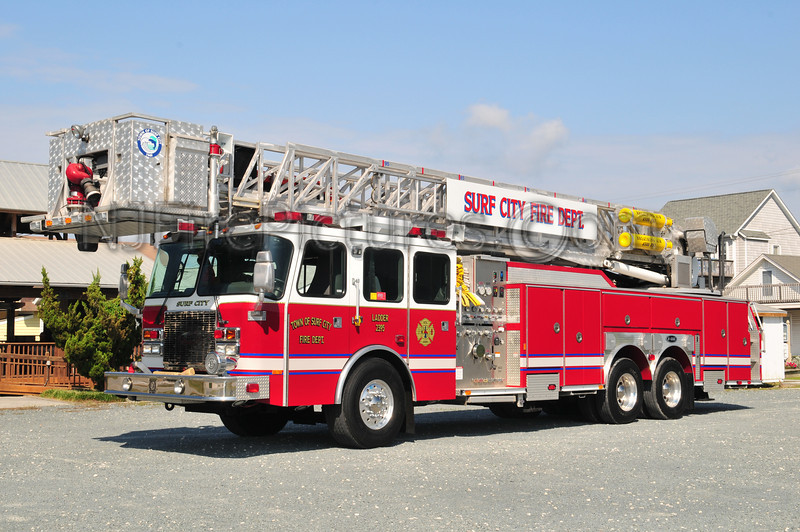 TOWN OF SURF CITY, NC LADDER 2395