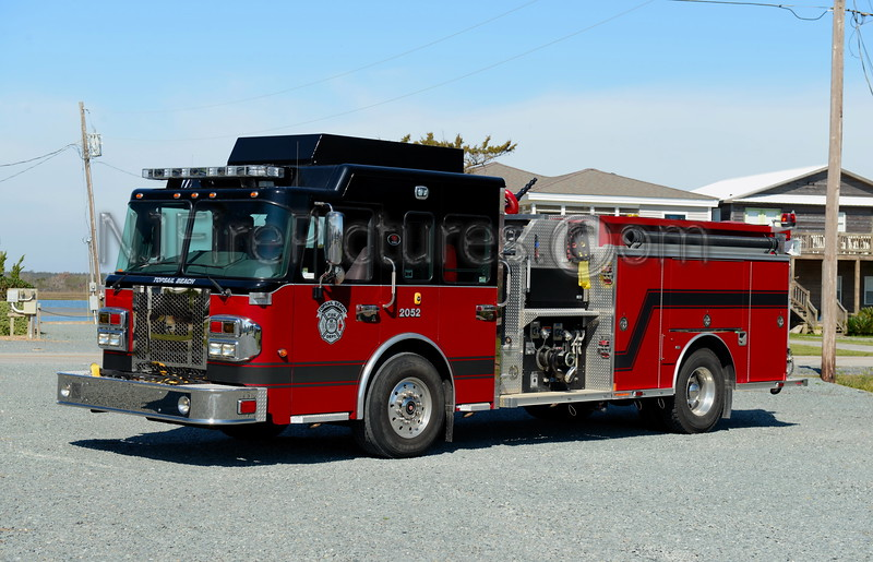 TOPSAIL BEACH, NC ENGINE 2052