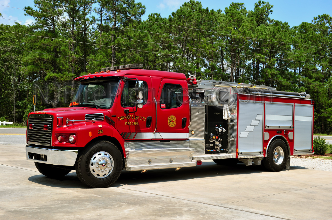 TOWN OF SURF CITY, NC ENGINE 2354