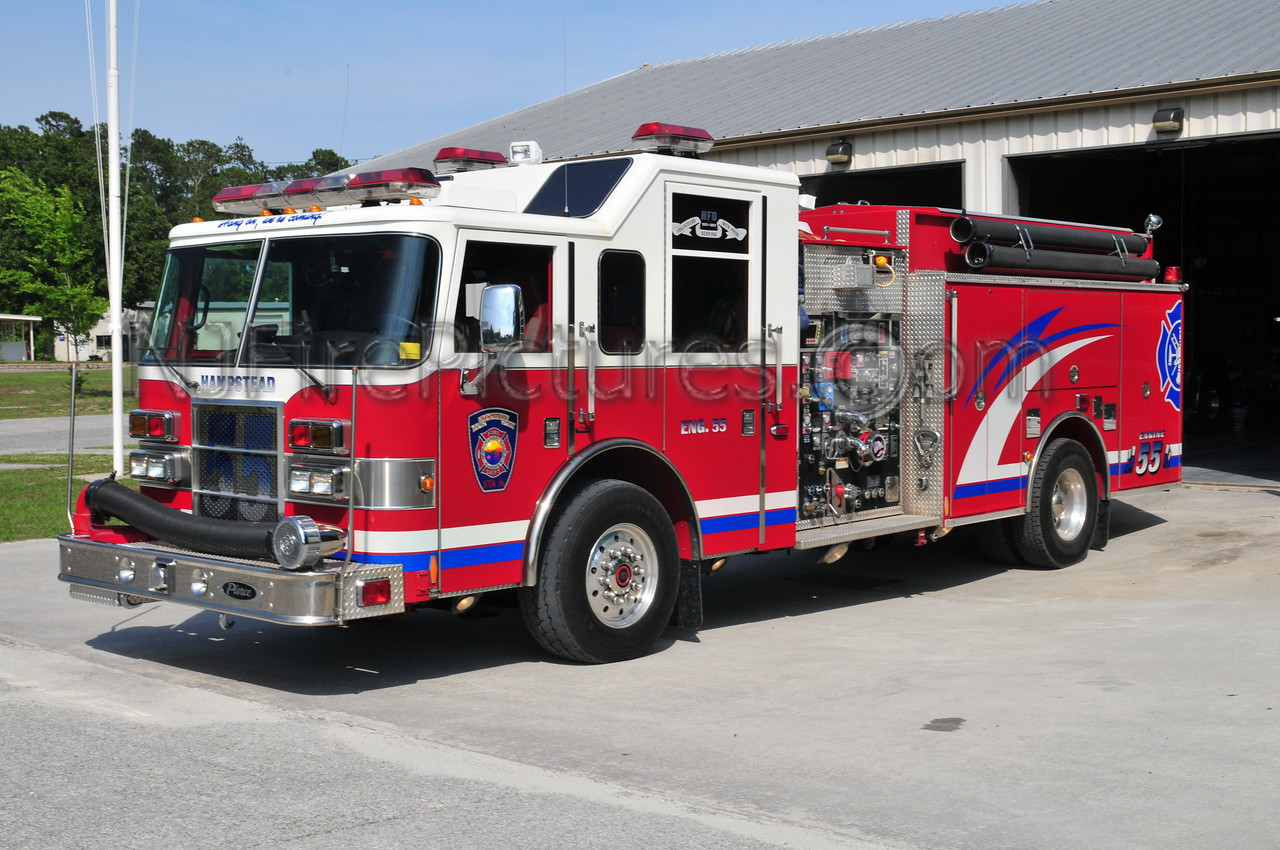 HAMPSTEAD, NC ENGINE 55