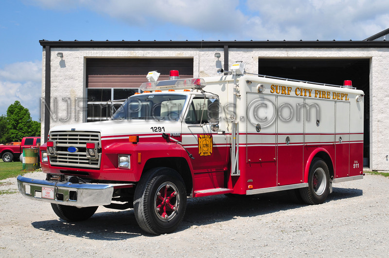 SURF CITY, NC RESCUE 1291