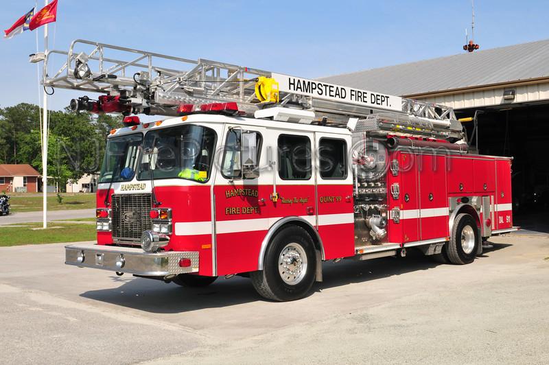 HAMPSTEAD, NC QUINT 99