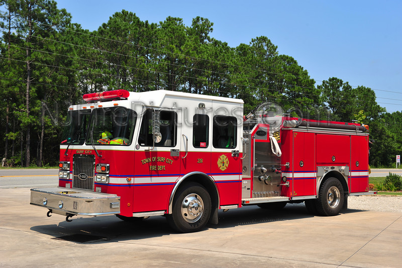 TOWN OF SURF CITY, NC ENGINE 2351