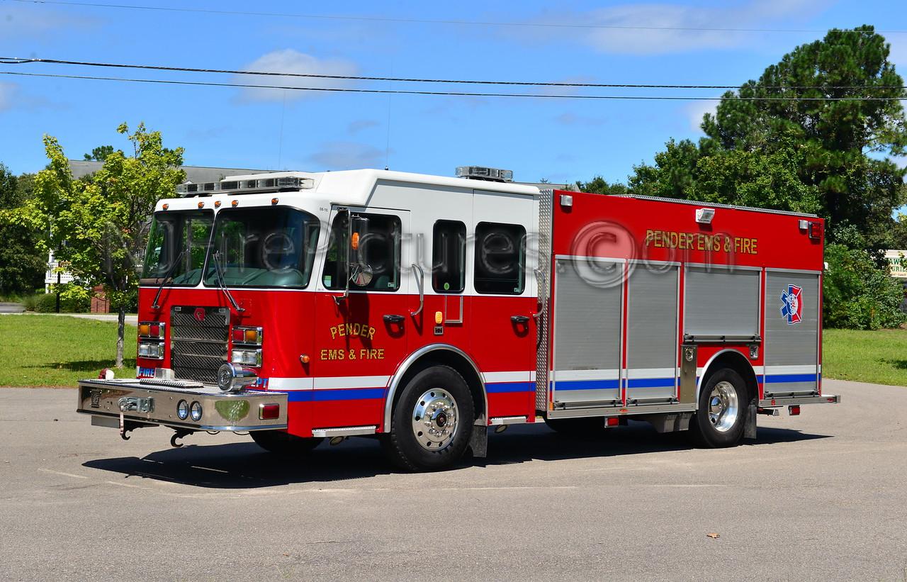 PENDER EMS & FIRE SQUAD 16 (HAMPSTEAD, NC)