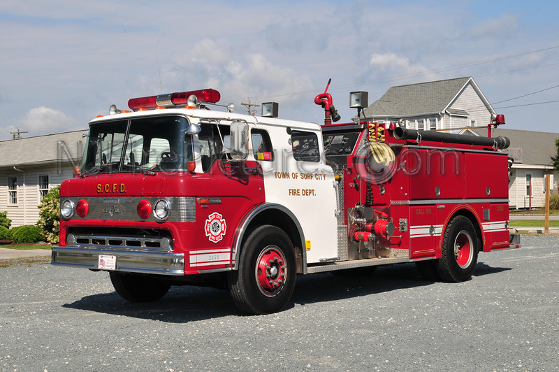 TOWN OF SURF CITY, NC ENGINE 2353
